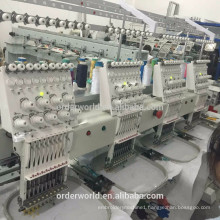 Embroidery machine for sale/ Industrial embroidery machine / 6 head embroidery machine(OEM-908C)