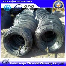 Высококачественная черная обожженная проволока / черный обожженный железный провод
