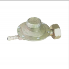 Zinc body pressure regulator