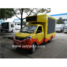 P4 P5 LED Mobile Advertising Trucks