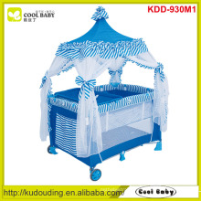 NEW Design Baby Playpen Mongolian Style Mosquito Net