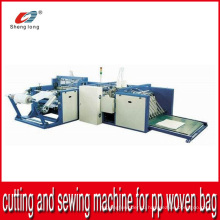Автоматическая резка и нижнее швейное оборудование для пенополиуретановой ткани