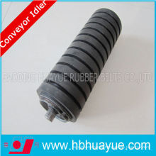 Rubber Coated Conveyor Rollers, Rubber Coated Idlers