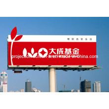 Professionelles PVC Flex Banner