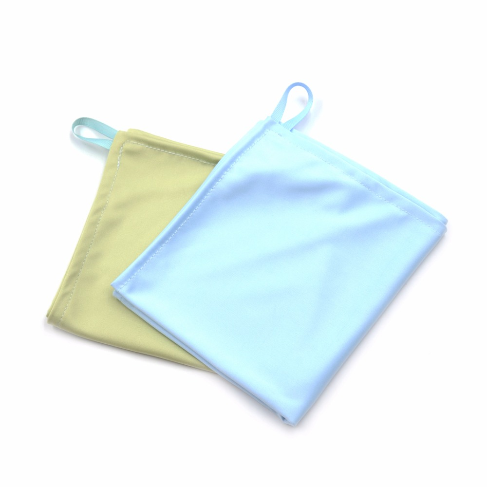 High End Traceless Microfiber Plain Cloth