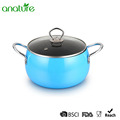 Belly Shape SS Ear Induction Base Casserole