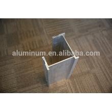 Profils d'extrusion en aluminium pour modèle architectural