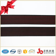 High Quality Elastic Tape Underwear use elastic webbing waistband knitted elastic tape