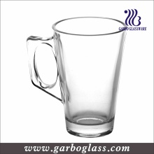 Verrerie de café Verre classique en verre Latte
