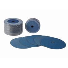 Discos abrasivos de fibra, rodas de corte