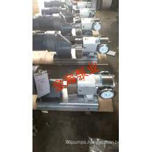 Homogeneous emulsified pump stainless steel milk pump