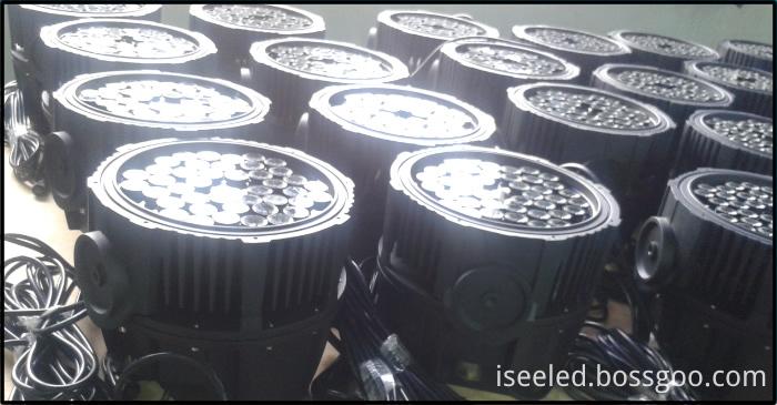 LED Par Light Factory Production