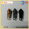 No7 Auto bloqueio Nylon Zipper Slider