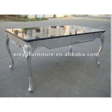 2013 venda quente mesa de jantar clássica D1014