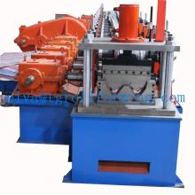 Dua gelombang Cold Rolled highway guardrail Machine