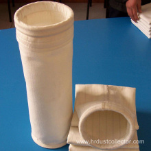 Polyphenylene sulfide filter bag