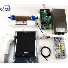 dispositif d'épilation de machine de laser de diode 808nm OEM