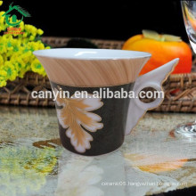 2015 Food contact safe official porcelain discount coffee cups