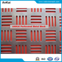 Ss304, Ss316 Perforated Metal Screen
