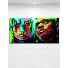 Modern Style Abstract Painting (KVP-114)