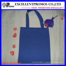 Customized Logo Printed Cotton Shopping Tote Bags (EP-B9098B)