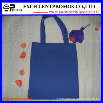 Logotipo personalizado impressa compras de algodão Tote Bags (EP-B9098B)