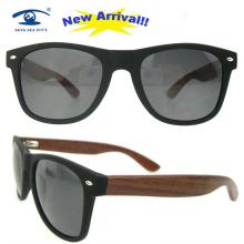 Neue Ankunfts-Art- und WeiseHölzerne Eyewear Sonnenbrille