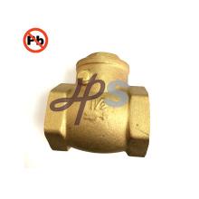 Clapet anti-retour d'oscillation en laiton sans plomb standard de NSF-61 pour le système d'eau potable