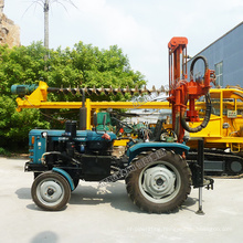 Mountain rocky used air drilling rig DTH portable water well drilling rig machine
