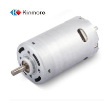 Motor de CC de alto par / Motor de CC con escobillas de carbón / Motor eléctrico de 12 V CC RS-997