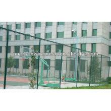 Fabricant de clôtures en métal expansé revêtu de PVC