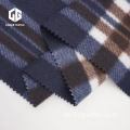 Polyester Soft Wool Feel Gebürstetes Polar Fleece