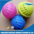 Magic Eco Friendly nano Laundry washing plastic Ball korea eco laundry ball