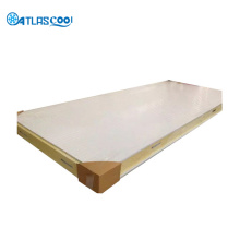 polyurethane insulation cold room panel