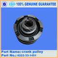 PC60-8 DAMPER PULLEY 6271-31-1490