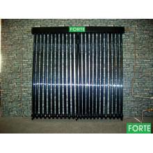 Collecteur solaire Heatpipe - Pression de travail 6 Bar