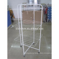 Clothes Drying Rack Indoor Clothesline Laundry Hanger Folding Dryer Garment New