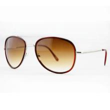 Newest Fashionable Polarized Lady Sunglasses with Promotion Lens (14124)