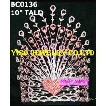beautiful sweethearts colorful princess tiara
