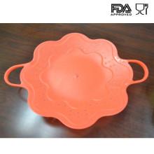 Vapor de microondas de silicona de alta calidad de calidad alimentaria