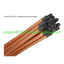 Arc Air Gouging Carbon Rod / Carbon Arc Gouging Electrode