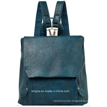 2016 Latest New Fashion Designer PU Backpack