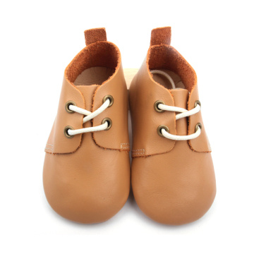 Mode echt leer Fancy baby Oxford schoenen