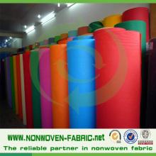 Tecido não tecido de PP Spunbond para embalagem