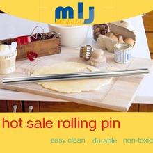 Stainless Steel Rolling Pin for Baking
