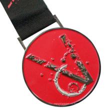 2013 Мода Красная медаль Темный никель (XY-JP1039)