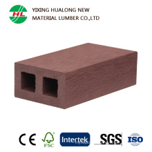 Wood Plastic Composite Profile for Outdoor Fence (HLM88)