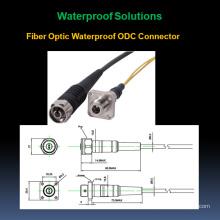 Connecteur Odc étanche à fibre optique