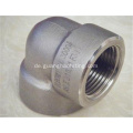 ASTM Nickel 200 Forged 90 Grad Winkel mit Gewinde