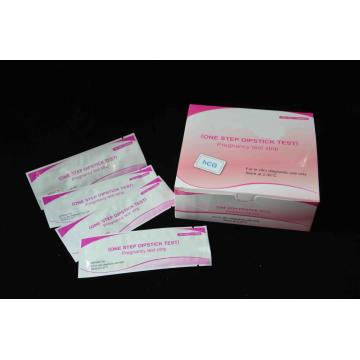 Pregnancy Test Strip HCG Early Detection